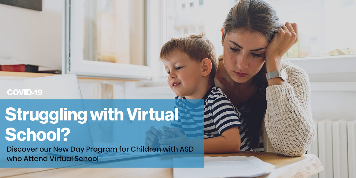 Discover our New Day Program for Children with ASD who Attend Virtual School