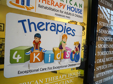 Therapies 4 Kids Pembroke Pines, FL